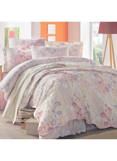 Aryıldız Tek Kişilik Yatak Örtüsü Mary Renkli